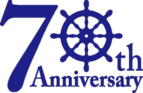 70周年記念ロゴ