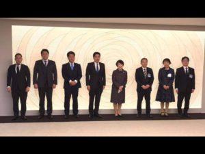 横浜市長訪問