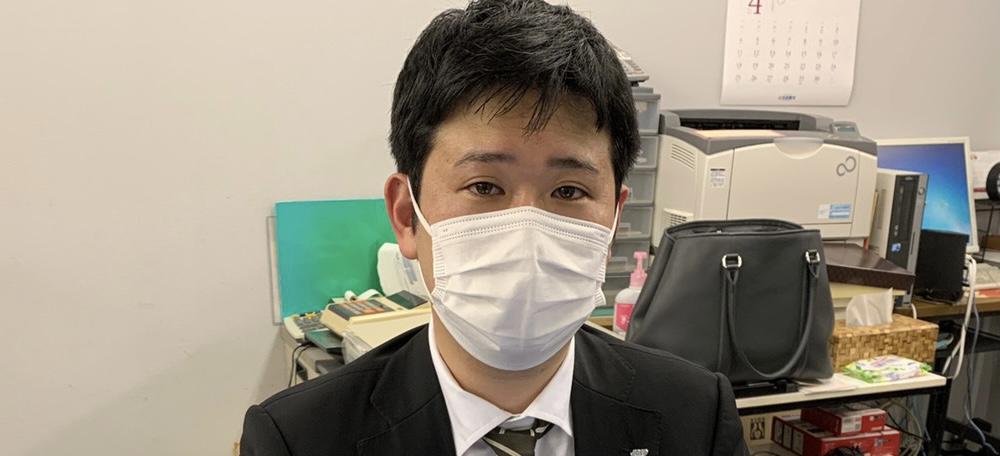 【4月臨時総会】担当副委員長 井上 元太