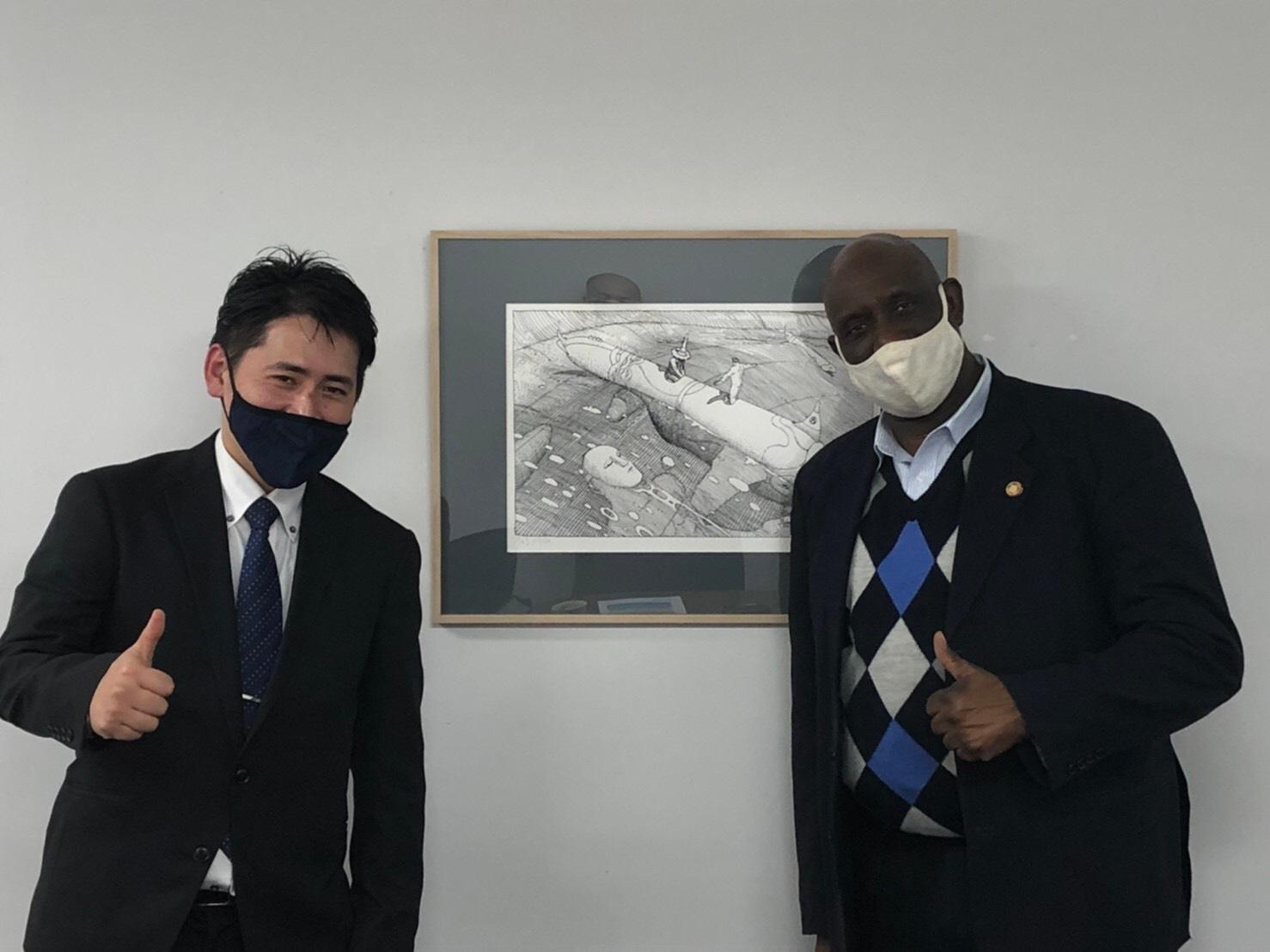 【4月例会を終えて】担当委員長 野元 友貴