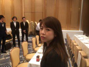 【YOKOHAMA GOMI リンピック2021】   委員長 佐藤 香奈