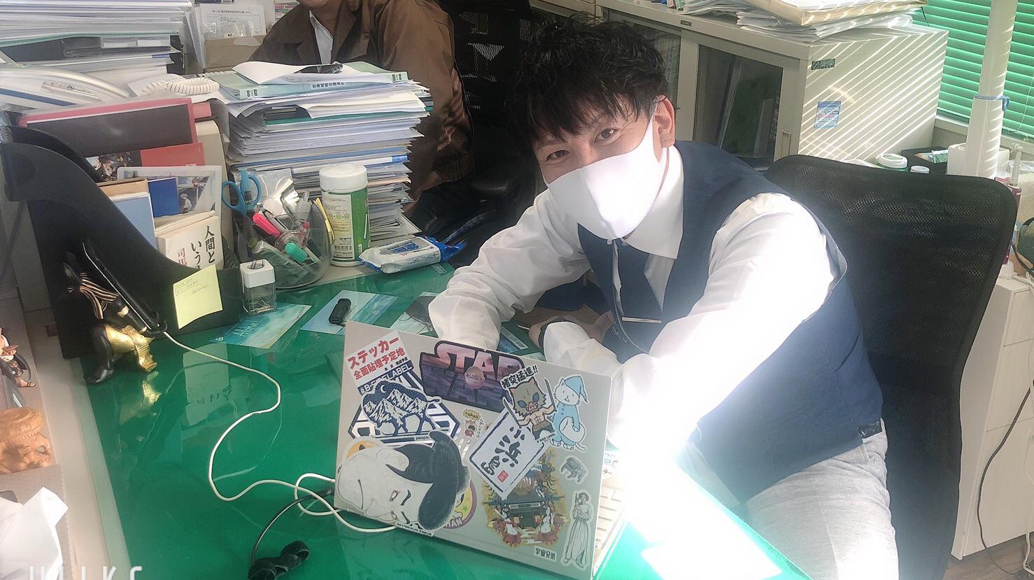 【新入会員研修プログラム】担当副委員長 井上祐喜
