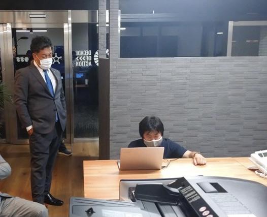 【8月例会について】担当副委員長 南雲 芳郎